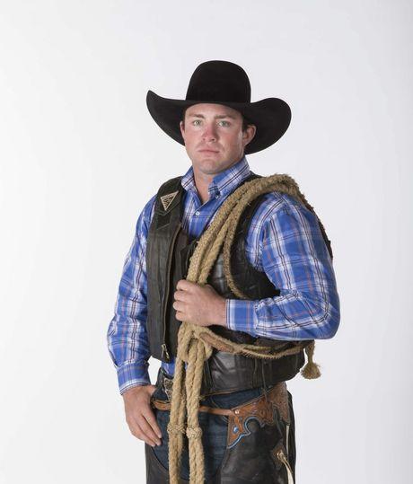 PBR bull rider Guy Ford.