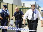Police officers and detectives conduct drugs raids connected to bikie gangs at the Fort Knox storage facility on Briggs Road in Raceview. Photo: David Nielsen / The Queensland Times