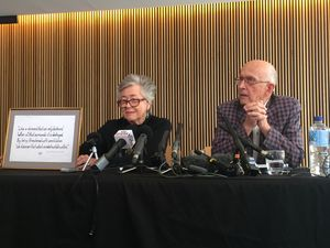 Peter Greste's parents: 'we sustain each other'