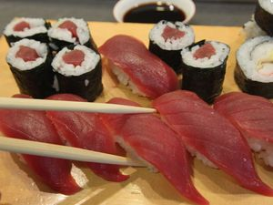 Sushi-lover riddled by tapeworms after too much raw fish