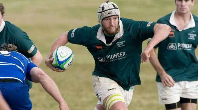 Sonny Power was named Darling Downs man of the match in its final New Zealand tour match at Queenstown today.