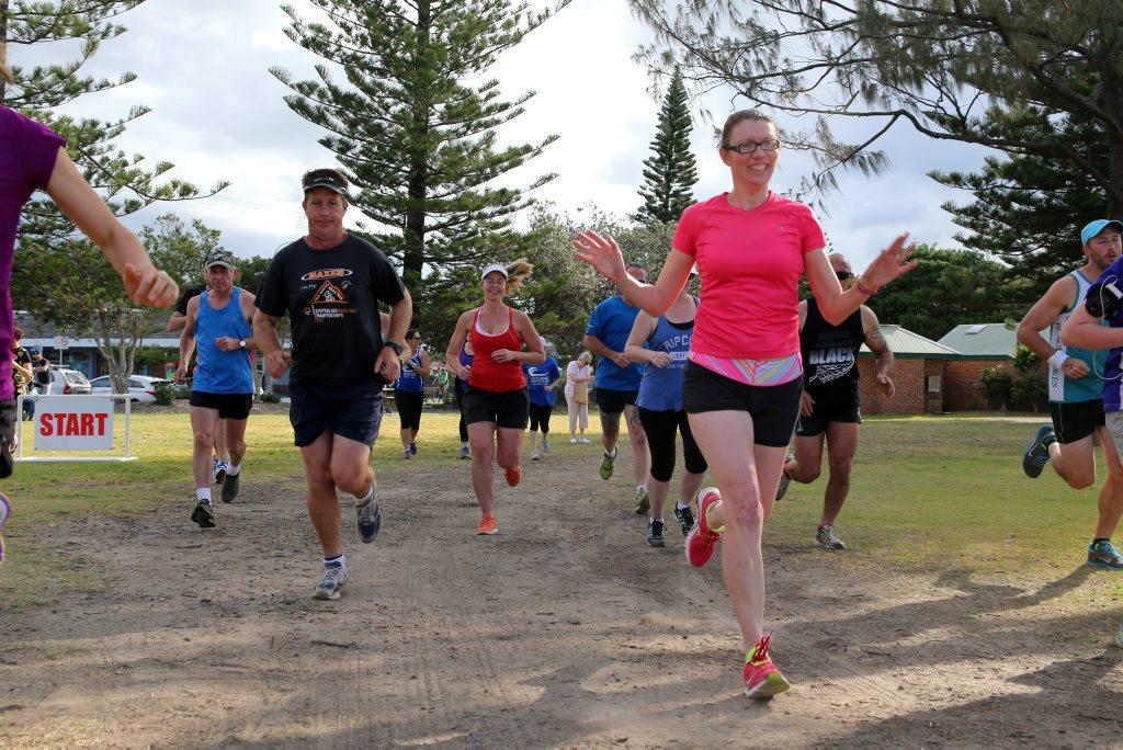 This year's Woolgoolga Fun Runs are being held over the Easter long weekend.
