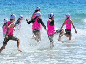 Nippers Training - Sept 2014