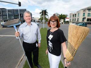 Safe CBD put top of agenda as part of revitalisation plans