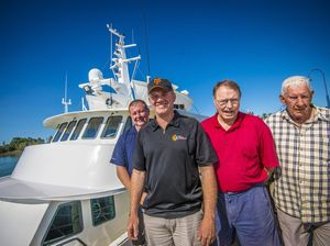 Fishers set off for Swain Reefs