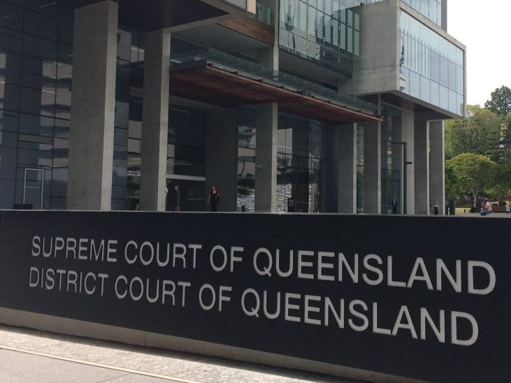 Supreme and District courts of Queensland
