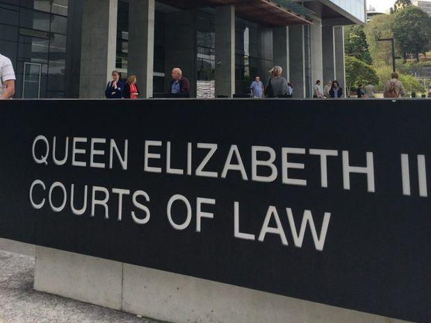 Brisbane court complex