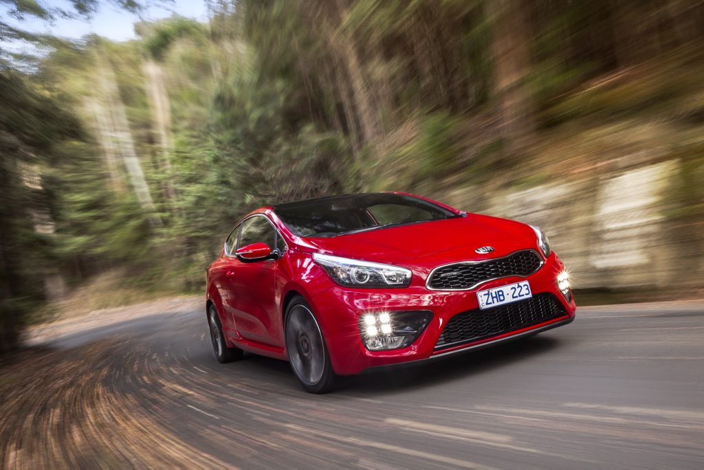 The new Kia Proceed GT, and all Kias, will now benefit from a seven-year warranty.