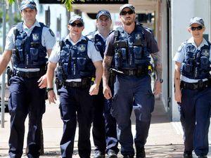 Crime hotspots on police radar