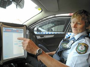 New Qld system licks rego stickers