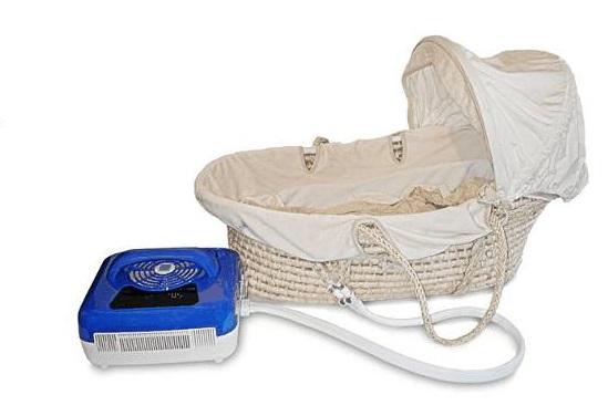 Hervey Bay mum Jodie Tangikara is raising money to buy a CuddleCot system for Hervey Bay Hospital.