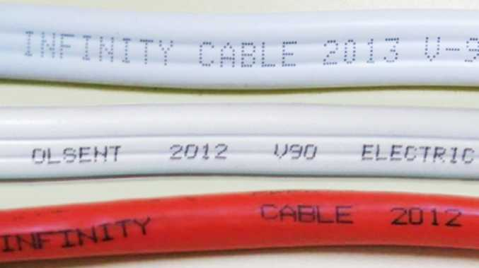 Certain brands of cables have been recalled due to safety fears.