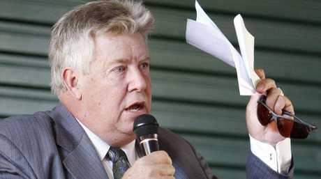 Member for Lockyer Ian Rickuss