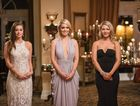 The Bachelor 2014's final three: Lisa Hyde, Louise Pillidge and Sam Frost.