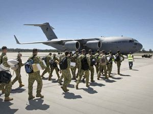 Our RAAF forces ready for air strikes in Iraq