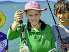 Youngsters find plenty to do at marina