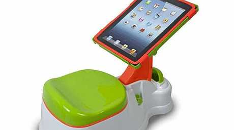 Meet the iPotty.