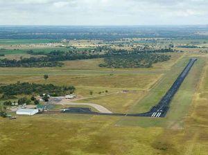 Coal seam gas company funds airport upgrade