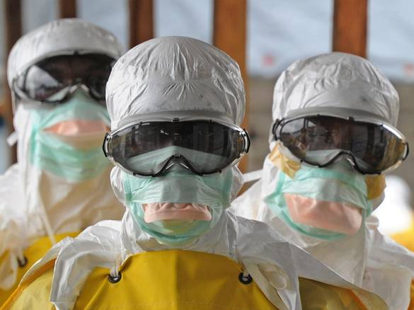 Ebola warning issued by UN