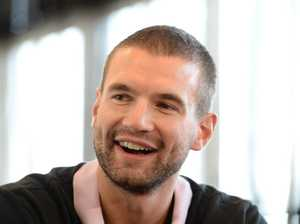 Alex Russell returns to CQ to share new film