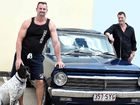 Maurice Koenders from Physique Fitness will host a Show Us Your Toy car show and charity day Saturday to help the Starlight Foundation. Personal trainer Col Ehrlich will bring his 1964 EH Holden, while their mate Coda is sure to lap up the attention.