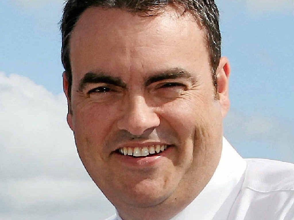 Whitsunday MP Jason Costigan.