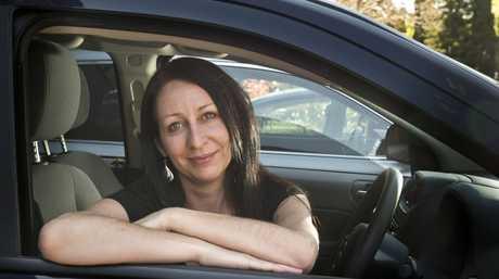 Sooz Osborn fits the profile of a courteous driver.