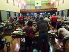 Plenty of people are checking out the bargains at the Quota Bookfest in Maryborough City Hall.