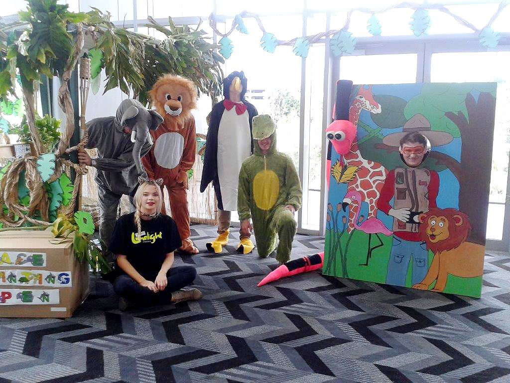 ANIMAL ATTRACTION: Zoofari at Limelight Cinemas is an affordable school holiday activity.