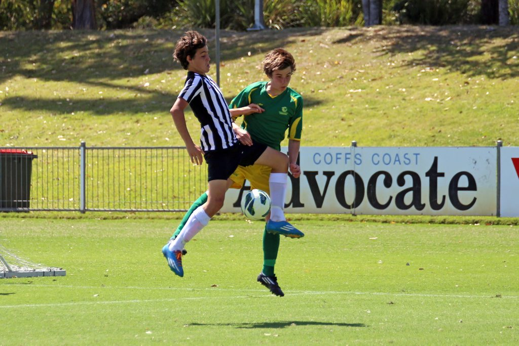 The FFA National Youth Championships for both boys and girls have been locked in to be played in Coffs Harbour for the next three years.
