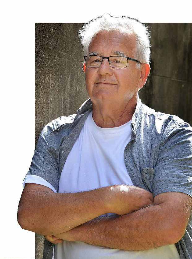 SURVIVOR: David Carkeek wants more people to recover from stroke – as he has – and that means 24-hour access to a CT scanner. PHOTO: RENEE PILCHER