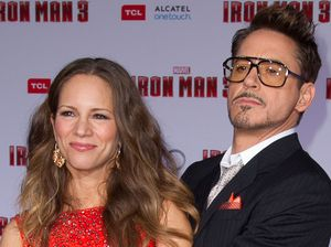Robert Downey Jr.'s wife gave him an ultimatum