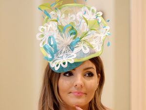 Fashion File: Fascinators by Sharon Mylrea