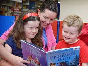 Pre-schoolers target of literacy program
