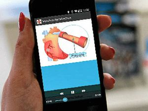Phone app could be key to healthy heart