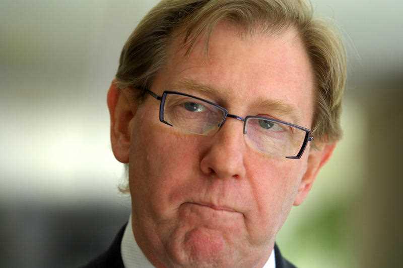 Former LNP Minister Bruce Flegg