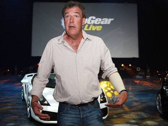Clarkson may be challenged for his position as Top Gear presenter