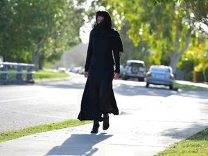 Day in 'hijab' shows locals not fussed with the burqa