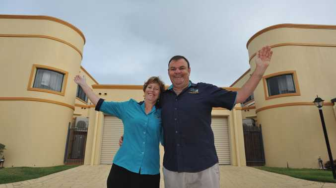 The Grange Resort, Urangan - managers Peter and Belinda Butler.