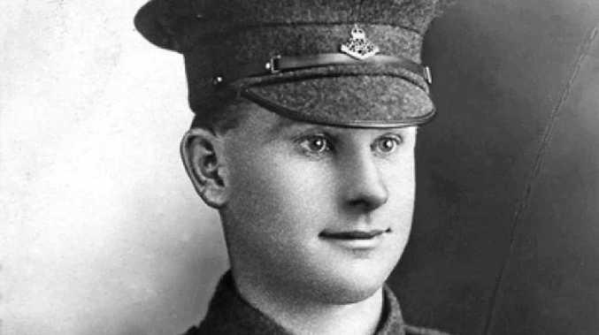 Gunner Harold Hocquard