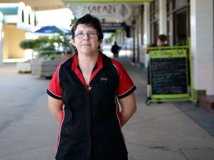 Cafe owner tells Rockhampton CBD riff-raff to get lost