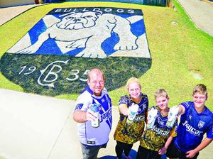 Family's arty love does the Doggies proud