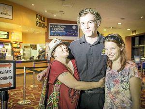 Gladstone Cinema staff praised for kindness