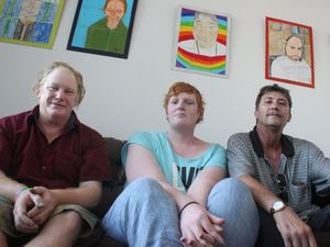 Friends deal with mental health issues at local programs