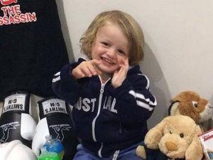 Toddler with tumour turns to maverick surgeon