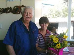Love at first sight leads to 50-year marriage