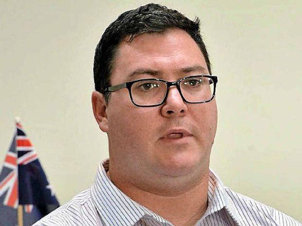Dawson MP George Christensen