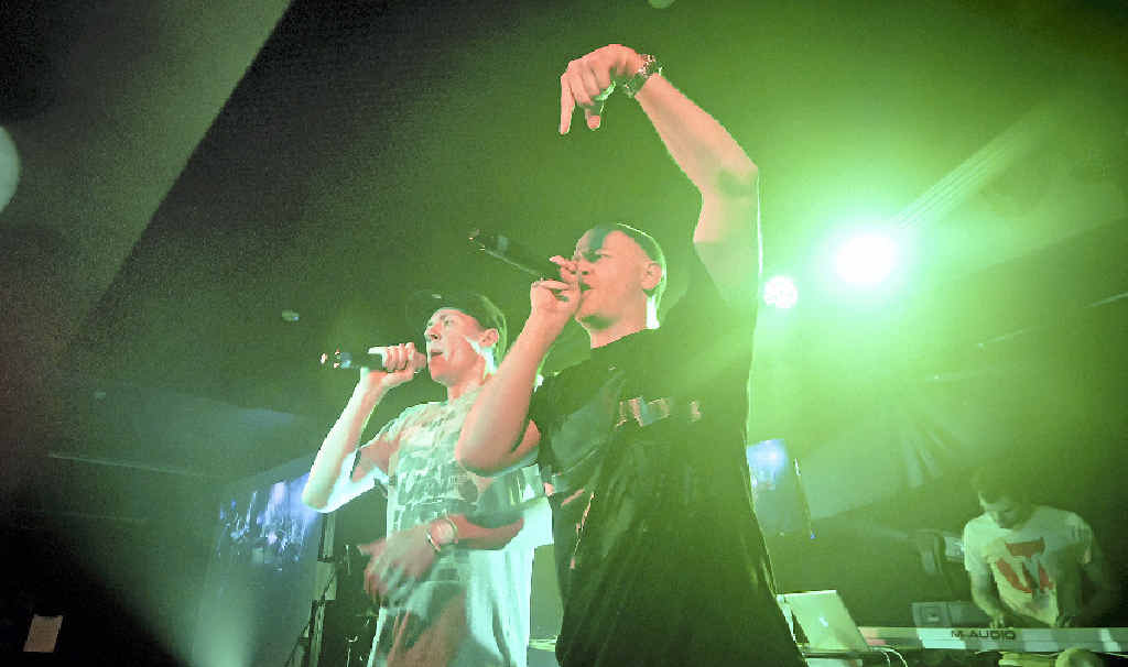 AUSSIE FAVOURITES: Hilltop Hoods will make their debut in Gladstone on October 19.