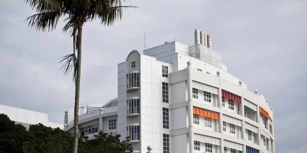 The child is in a stable condition at Auckland's Starship children's hospital