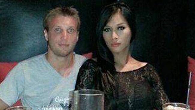 Mayang Prasetyo and her killer Marcus Volke